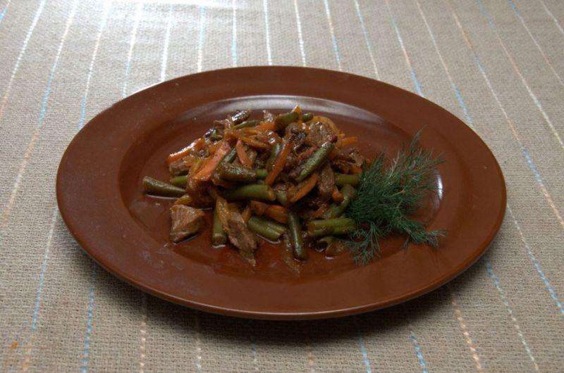 Рецепт блюда из мяса свинины с фото простые и вкусные